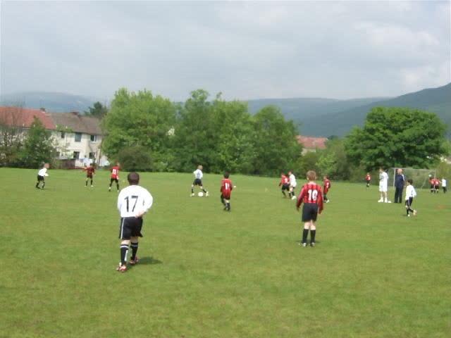 East Dunbartonshire Soccer Sevens - Lenzie v EDFC June 2007