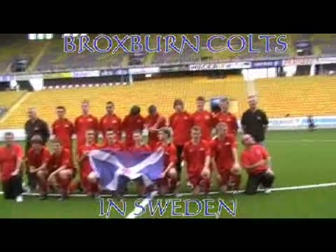 Gothia Cup, Sweden 2008 - Video 1