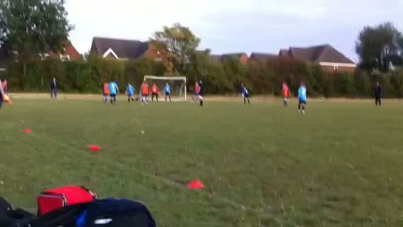 Ryan makes another quality save
