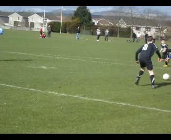Ben scores twice v Bridgend