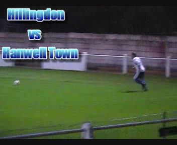 Hillingdon Borough FC vs Hanwell Town