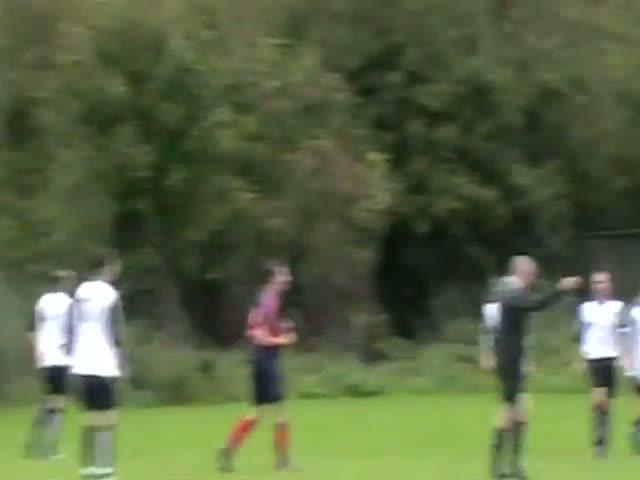 Sean's free kick