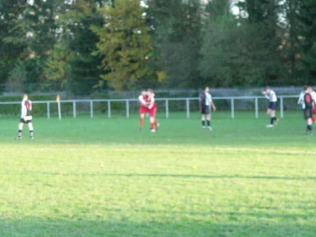 Newburghs goal against Jeanfield 12/11/11