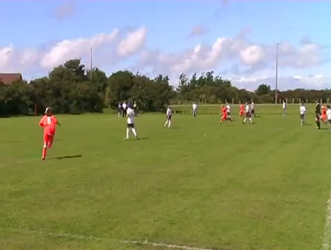 Mac Barlow Strike in Pre-Season 2010