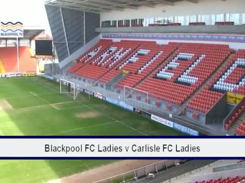 Blackpool v Carlisle