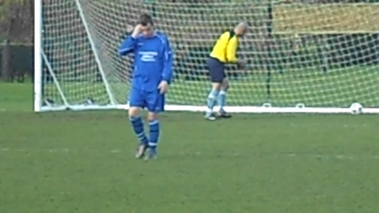 Kev Houghton Pen Vs AFC Ingol LFA Cup
