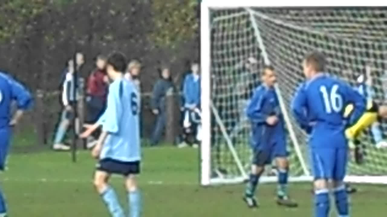 Ashley Ball Pen Vs AFC Ingol LFA Cup