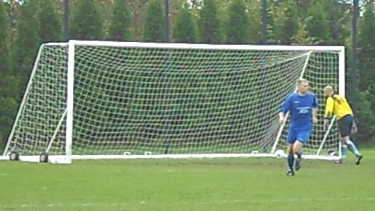 Kev Houghton's 1st Pen Vs AFC Ingol LFA Cup
