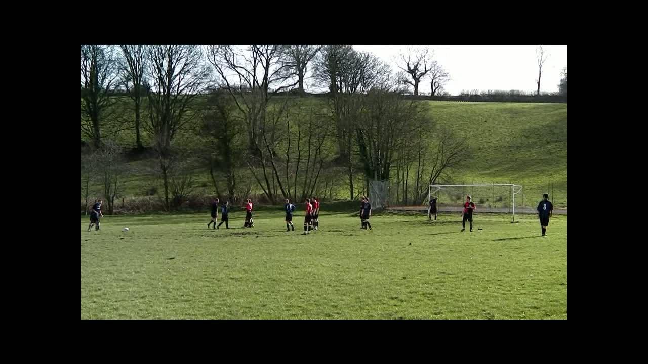 10/3/12 - Canerw Free Kick