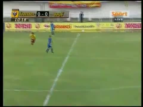 26/2/11 TPL Osotspa 2-2 Chonburi