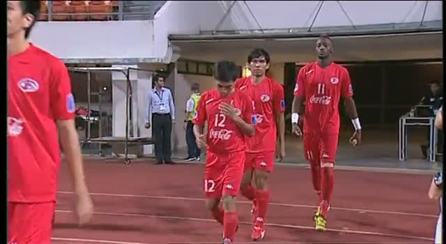 8/5/12 AFC Cup Home Utd 1-2 Chonburi
