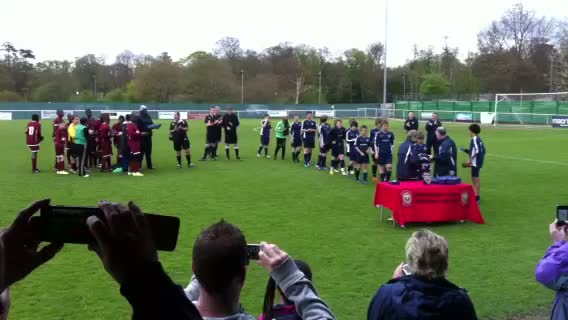 Tandridge Cup Winners