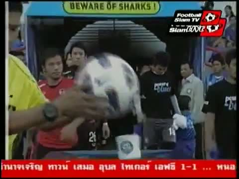4/6/11 TPL Chonburi 1-1 Muang Thong Utd