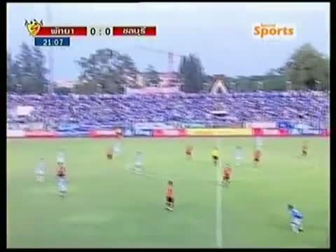 29/5/11 TPL Pattaya Utd 1-1 Chonburi