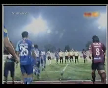15/10/11 TPL Chonburi 0-0 Police Utd