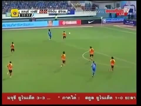 27/3/11 TPL Chonburi 2-1 TTM