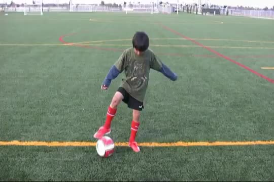 Football Training for kids part 2