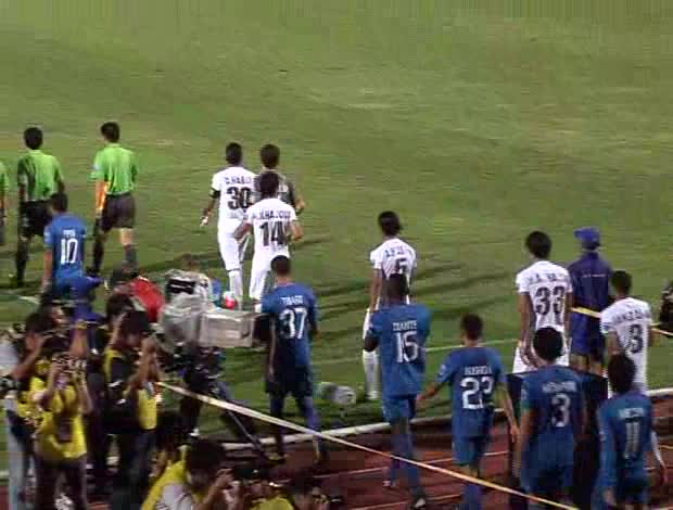 18/9/12 AFC Cup Quarter Final 1st Leg Chonburi 1-2 Al-Shorta