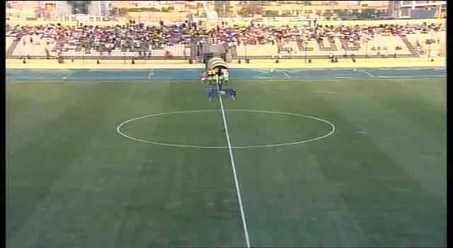 2/10/12 AFC Cup Semi Final 1st Leg Arbil 4-1 Chonburi