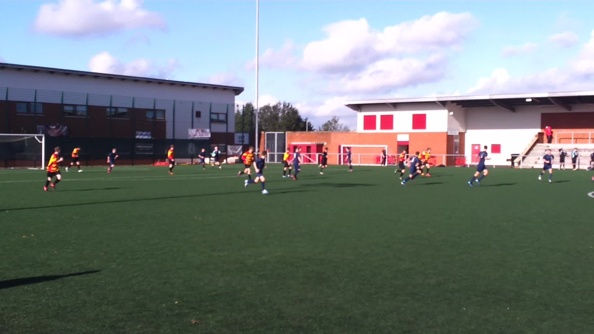 vs Rossvale @ Petershill Park (21st Oct 2012) - 3