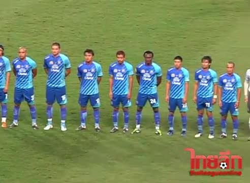 10/9/11 TPL Chonburi 1-0 Navy