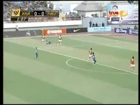 19/2/11 TPL Chonburi 2-0 Thai Port