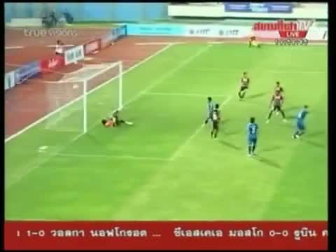 17/4/11 TPL Chonburi 5-0 Sisaket