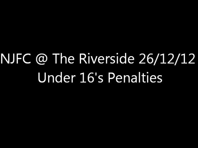 Under 16's Penalties