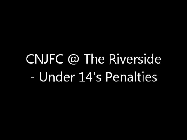 Under 14's Penalties