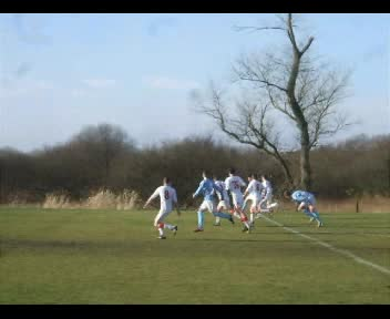 Jack Duffin's sensational overhead kick against Garnkirk