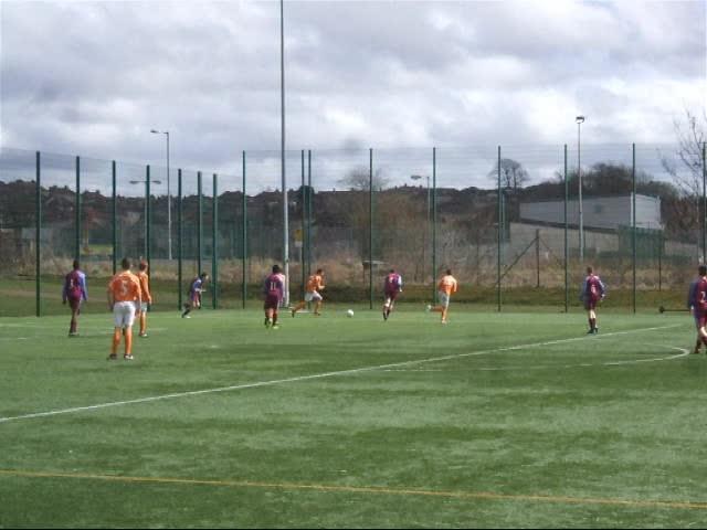 Jack Duffin scores v Carbrain