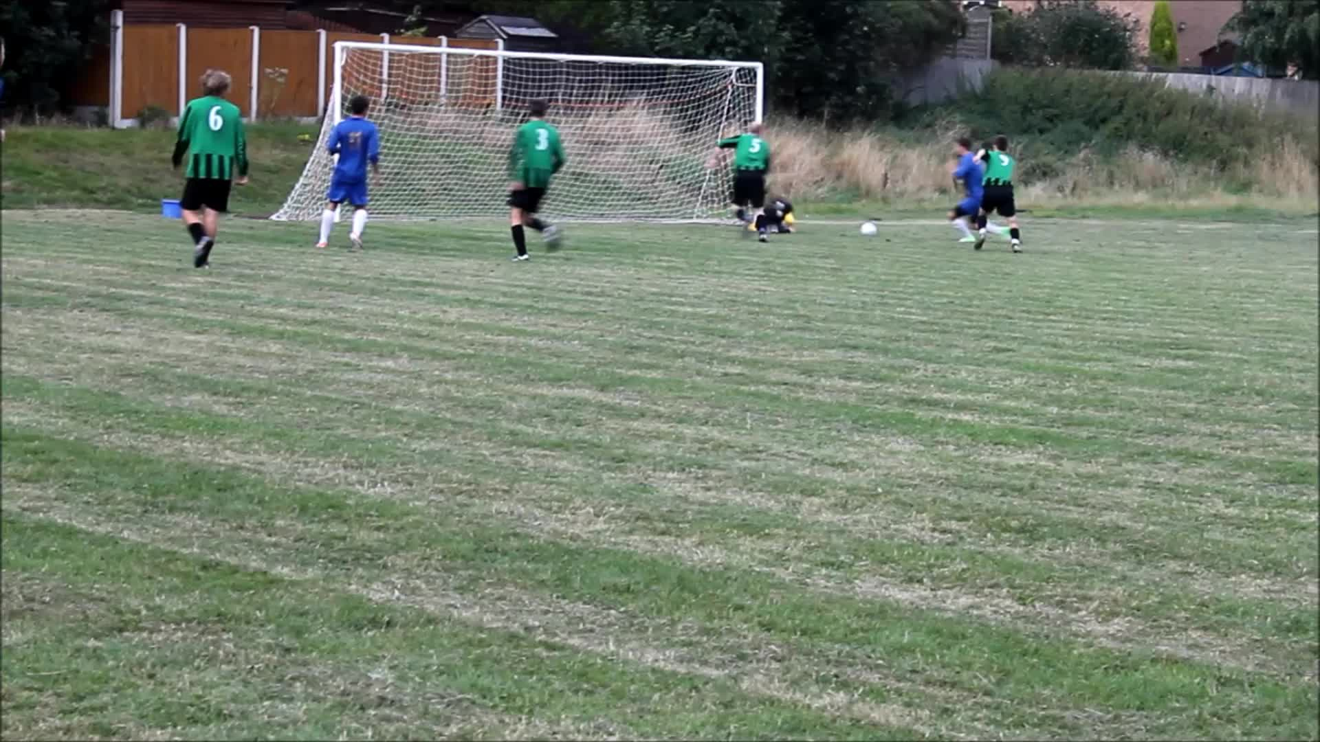 FC Brimington Vs Hollingwood