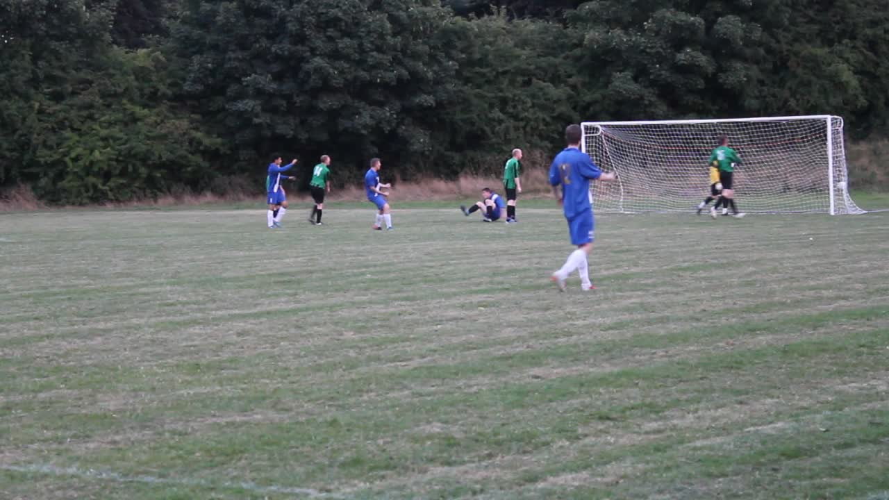 FC Brimington Vs Hollingwood Goal