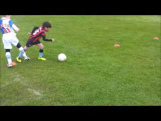 Barrowford Celtic Football Camp