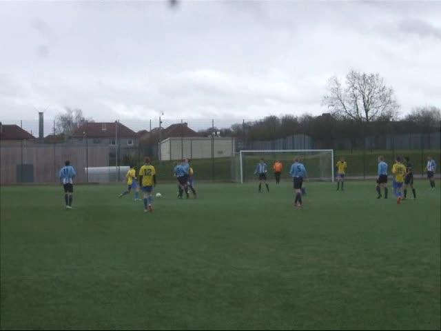 Ben G scores v Balloch