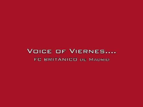 Voice ofViernes - Dave Pugh