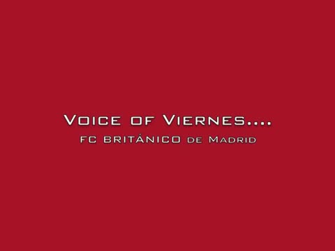 Voivce of Viernes -Stevie Mac